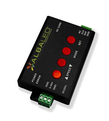 controller led rgb dinamici