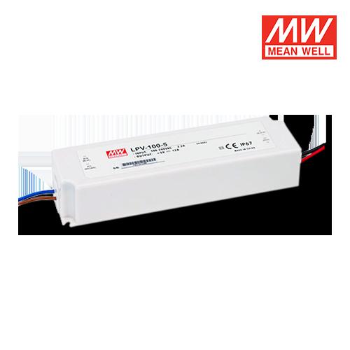 alimentatori per led per uso esterno meanwell 100w 5v