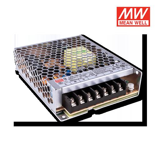 trasformatori per led per interni Meanwell 100w 12v