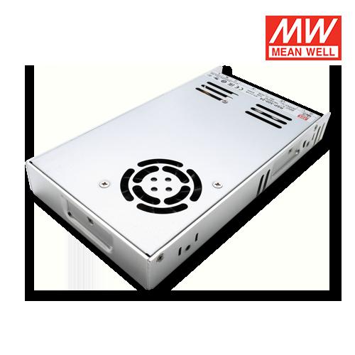 trasformatori per led per uso interno con ventola meanwell 320w 24v